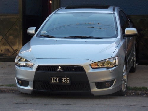 mitsubishi lancer 2.0 gt 154cv at 2009