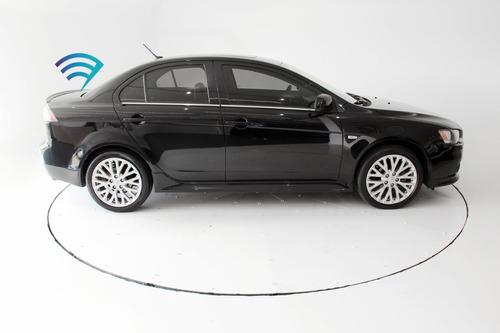 mitsubishi lancer 2.0 gt 16v gasolina 4p automático