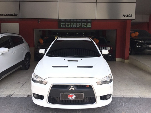 mitsubishi lancer 2.0 sportback ralliart 4x4 16v turbo