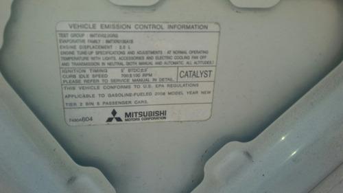 mitsubishi lancer 2007 xl 2.0 lit atm venta de partes 2007