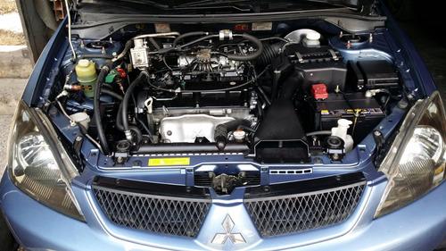 mitsubishi lancer año 2014 glx motor 1.6 sincrónico.