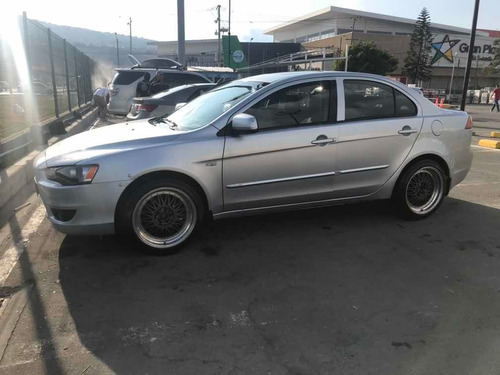 mitsubishi lancer avanzado gls 2008 evolution mr