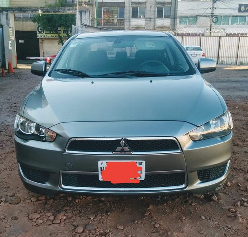 mitsubishi lancer es at cvt 2012