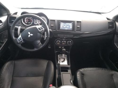 mitsubishi lancer gt 2.0 aut 160cv 2013