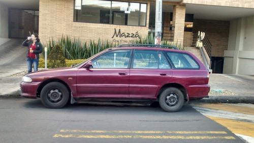 mitsubishi lancer station wagon glx fe
