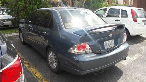 mitsubishi lancer touring 2.0 automatico 4 puertas año 2011