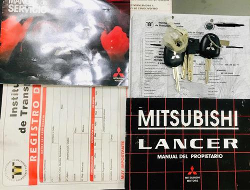 mitsubishi lancer touring 2.0l sin