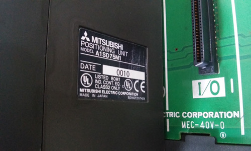mitsubishi melsec modulo positioning unit a1sd75m1