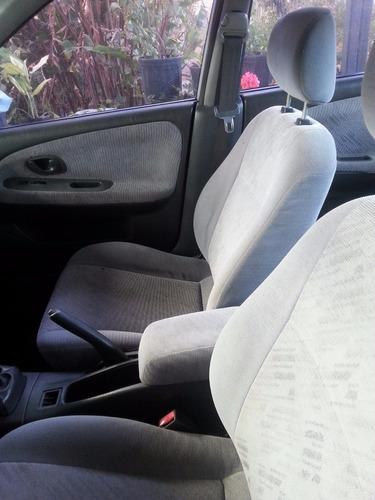 mitsubishi mirage, año 2000, manual, motor 1800, 4 puertas
