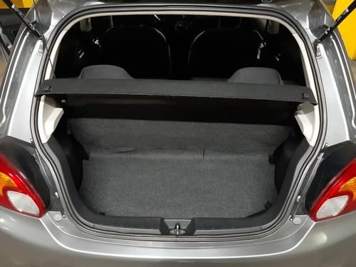 mitsubishi mirage hatchback 2016