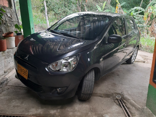 mitsubishi mirage impecable