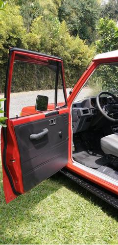 mitsubishi montero 1984 2.6 l042 cabinado