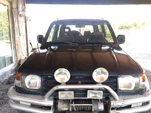 mitsubishi montero 1993 4x4 v6