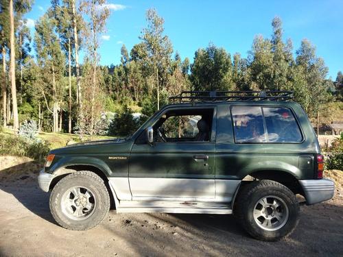 mitsubishi montero 1995 cc 2.600 5 puertas