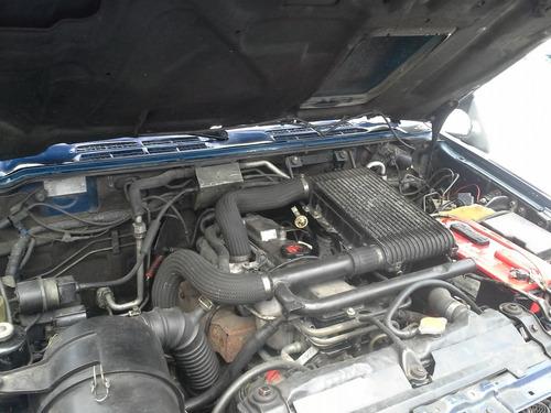 mitsubishi montero 2000 4x4x diesel excelente