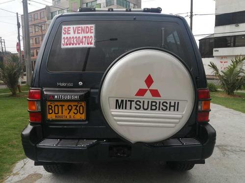 mitsubishi montero 2005 2.4 4x4