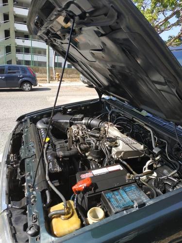 mitsubishi montero 2008 modelo dakar