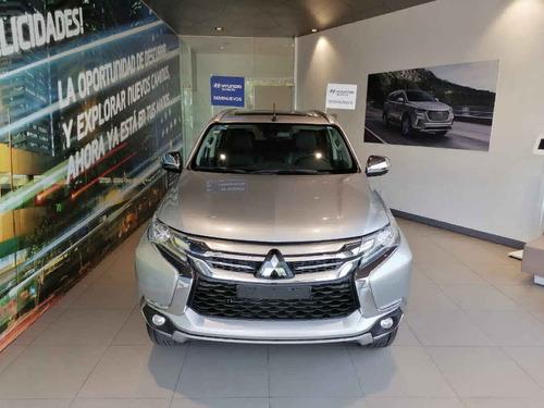 mitsubishi montero 2018 5p sport advance v6/3.0 aut