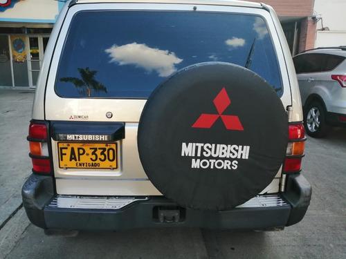 mitsubishi montero 2.4