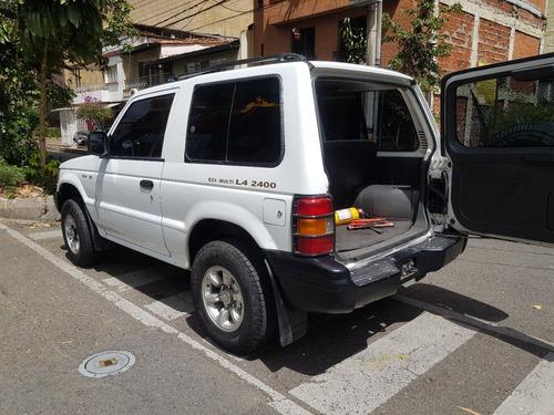 mitsubishi montero 2.4cc 2004