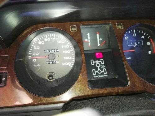 mitsubishi montero 2.5 turboimterculer