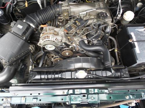 mitsubishi montero 3.0 v43 wagon