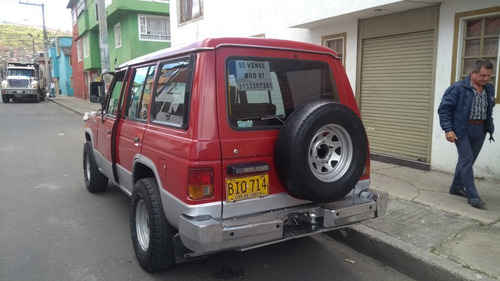 mitsubishi montero 3000 v6 4x4
