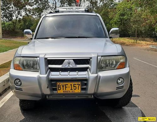 mitsubishi montero 3.8 v77 wagon