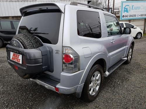 mitsubishi montero 4x4 3.2 aut