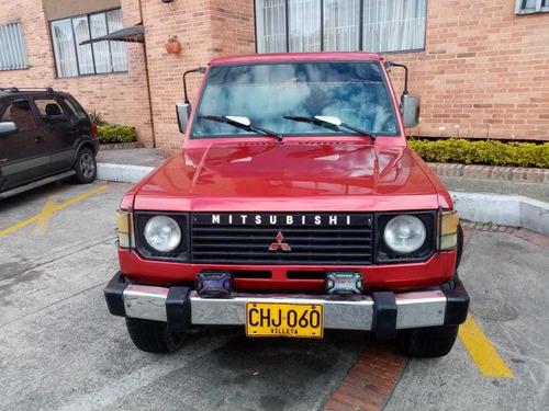 mitsubishi montero 4x4 full