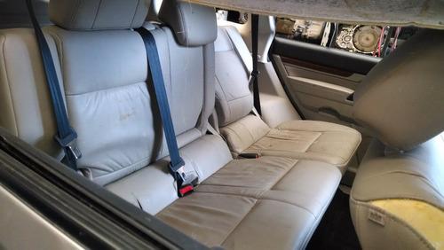 mitsubishi montero 5p limited v6 3.8 aut 2012 x partes