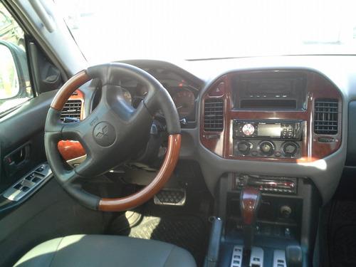 mitsubishi montero did 2003 turbo diesel 4x4 excelentes