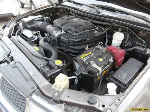 mitsubishi montero glx 4p 4x4 - automatico