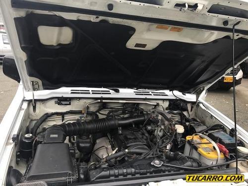 mitsubishi montero hard top v11 mt 2400cc 3p aa