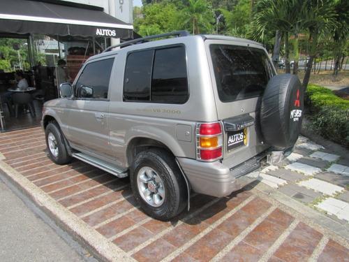 mitsubishi montero hardtop mt 4x4 cc3000