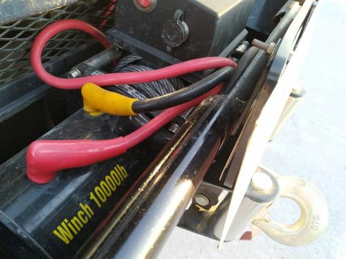 mitsubishi montero intercooler 2.8 turbo diesel 1998 arcars