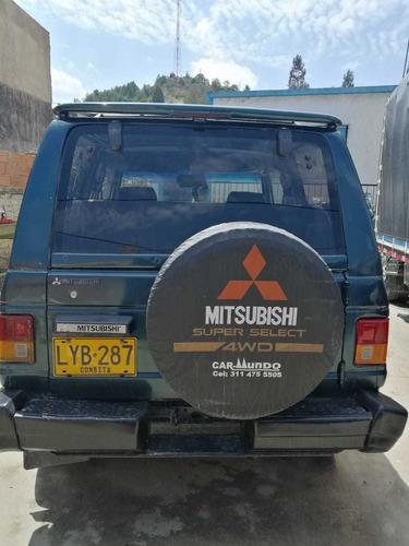 mitsubishi montero japones 1982