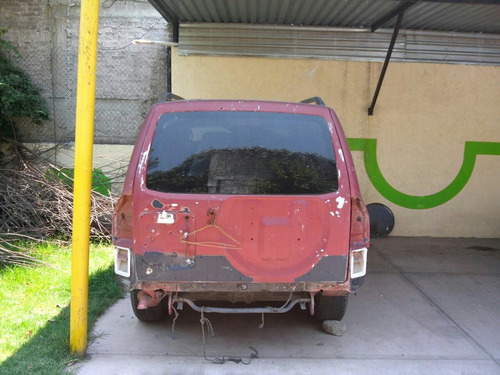 mitsubishi montero limited 2007 por partes refacciones