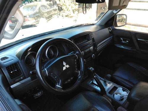 mitsubishi montero limited 2010 blanca