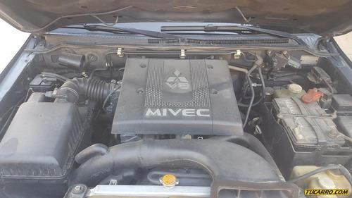 mitsubishi montero limited 4x4 - automatico