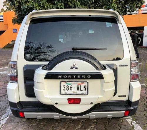 mitsubishi montero limited piel qc 7 pasajeros 4x4 at 2009