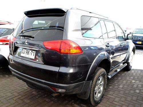 mitsubishi montero  montero sport g2 2.5 aut 2012