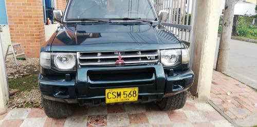 mitsubishi montero montero wagon 7 puesto 3.5 4 por 4 1999