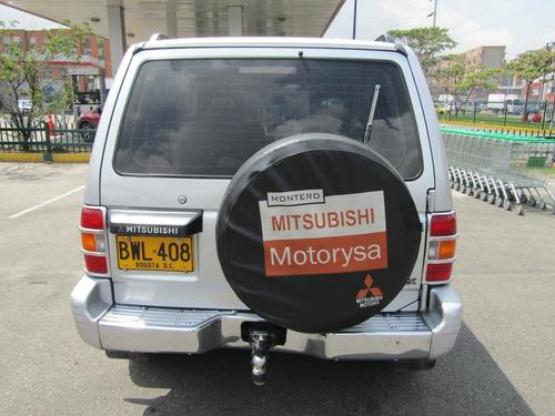 mitsubishi montero mt 3000 aa 4x4