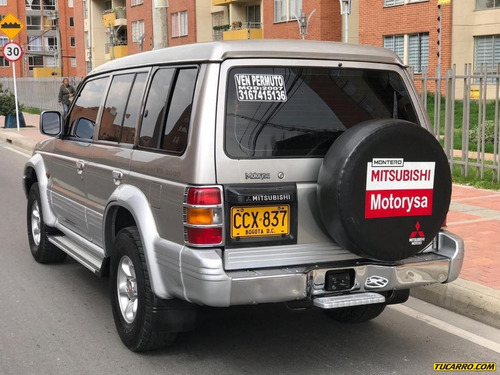 mitsubishi montero mt 3000 cc