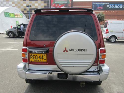 mitsubishi montero mt 3000cc aa 4x4