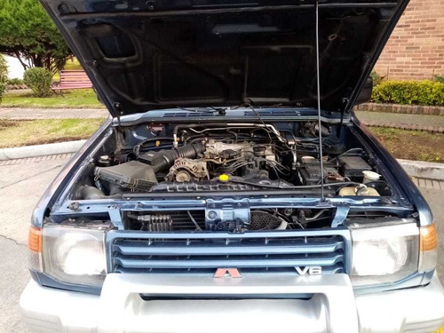 mitsubishi montero pajero motor 3000