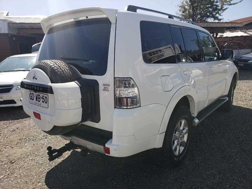 mitsubishi montero sport 2014 4x4