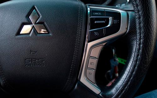 mitsubishi montero sport 2.4 diesel 4x2 2018. único dueño