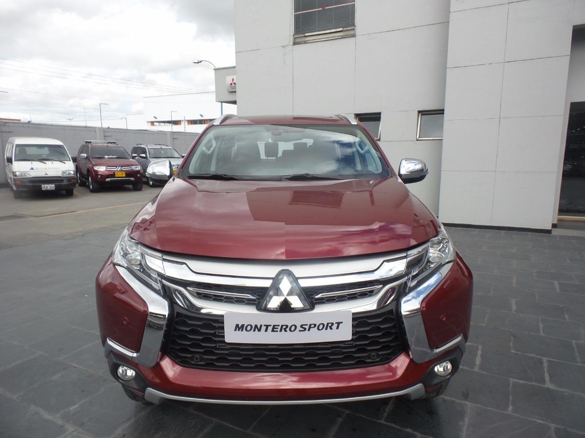 Mitsubishi Montero Sport 4x4 Diesel 2019 - $ 174.900.000 ...